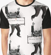 Brave new world Graphic T-Shirt