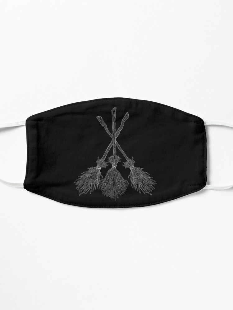 Alternate view of The Three Broomsticks Mask