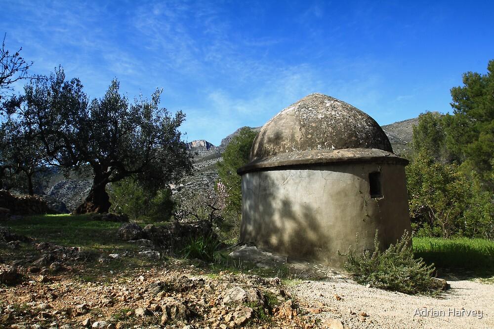 Cupola, Vall de Laguar, Spain by Adrian Harvey