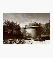 Cupola, Vall de Laguar, Spain Photographic Print