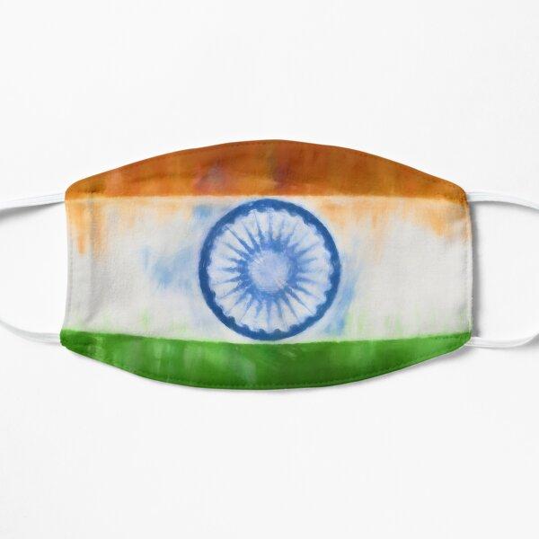 Indian Flag No. 1, Series 1 Flat Mask