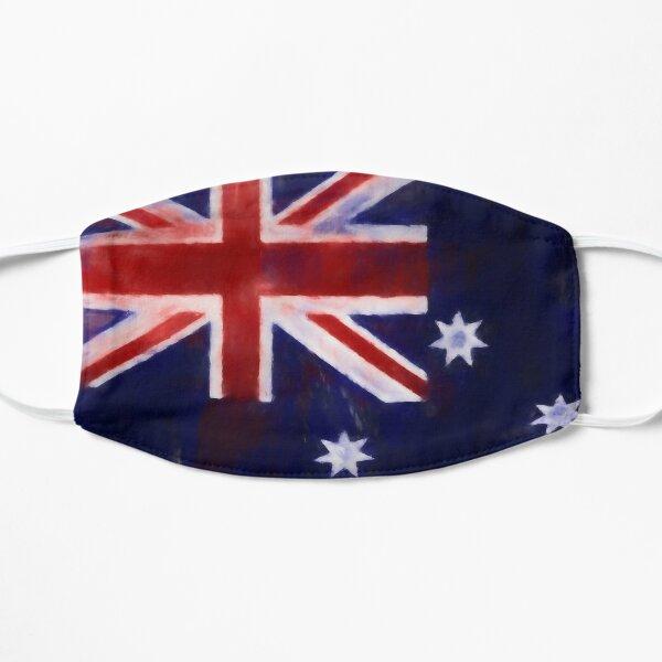 Australia Flag No. 1, Series 1 Flat Mask