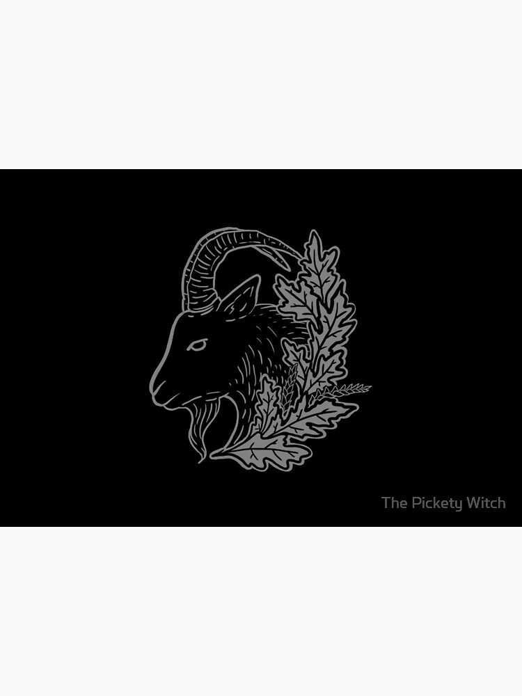 Black Phillip by PicketyWitch23