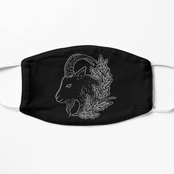 Black Phillip Mask