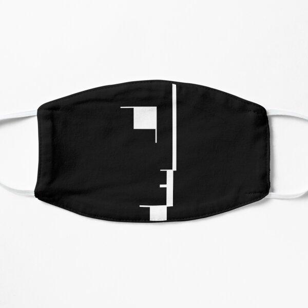 BauHausLogo Flat Mask
