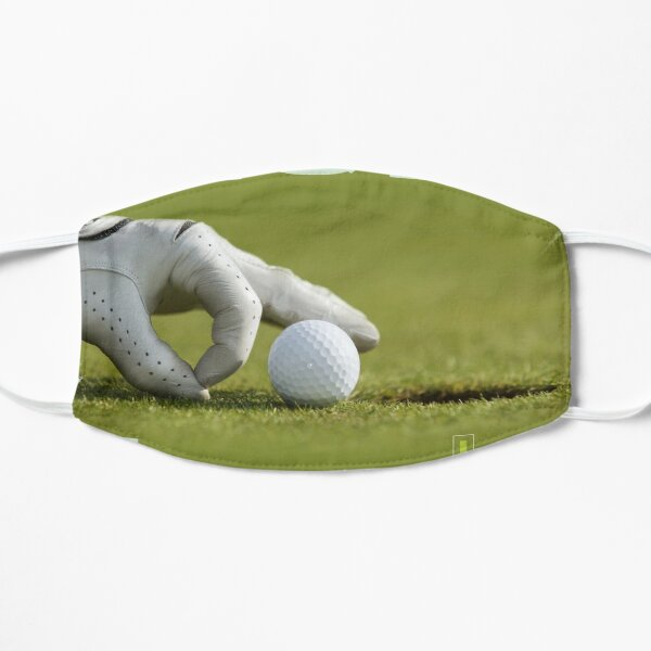 équipe de golf - love golf Masque sans plis