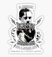The Electric Connection Sticker
