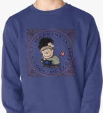 Happiness is a Cool Detective Pullover