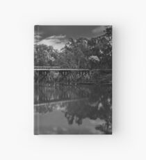 Goulburn River  Hardcover Journal
