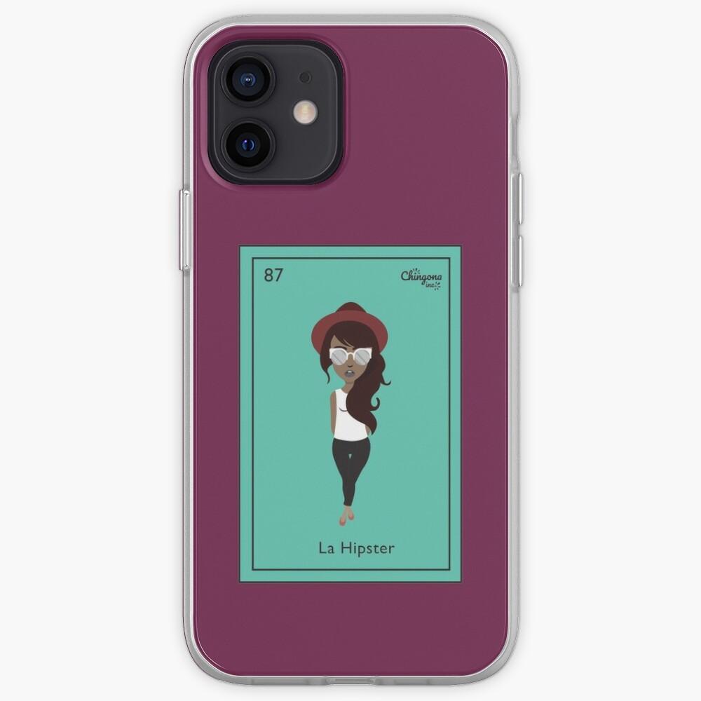 La Hipster iPhone Case