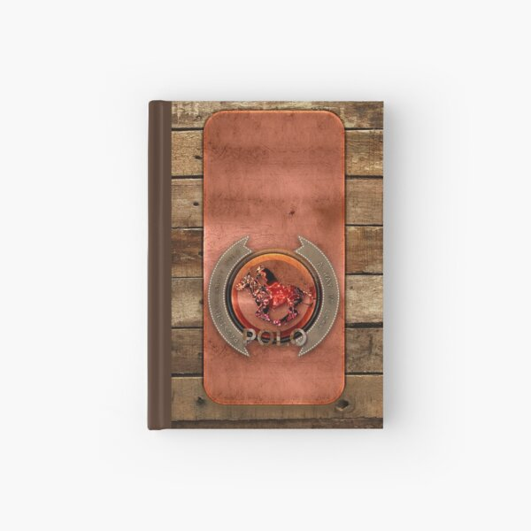 Cell_rusty horse Hardcover Journal