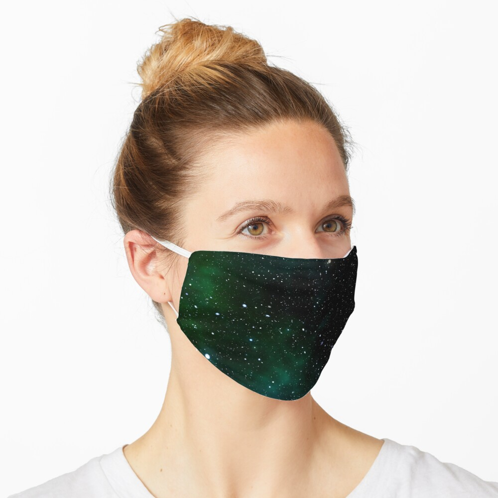 Space Stars Mask