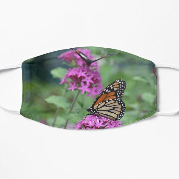 Monarch Butterfly Flat Mask