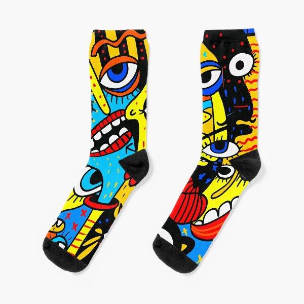 Social Distancing Socks