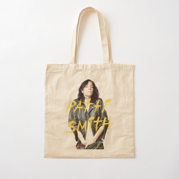 Patti Smith couleurs Tote bag classique