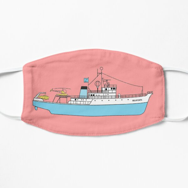 Life Aquatic by Steve Zissou - The Belafonte Flat Mask
