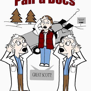 Pair of Docs by koalaknight
