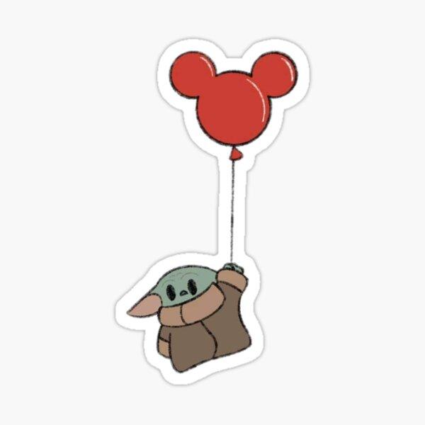 BABY YODA Sticker