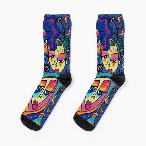 Erheben Sie Ihre Stimme, meine Damen Socken
