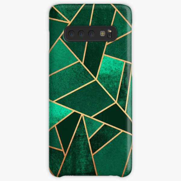 Emerald and Copper Samsung Galaxy Snap Case