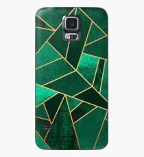 Emerald and Copper Case/Skin for Samsung Galaxy