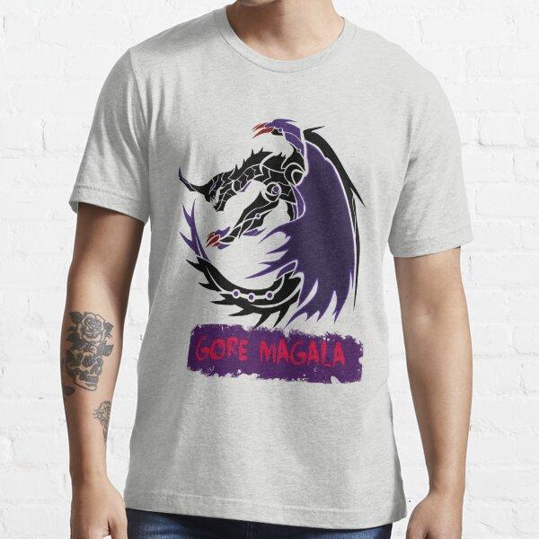 The Circular Black Eclipse Wyvern Essential T-Shirt