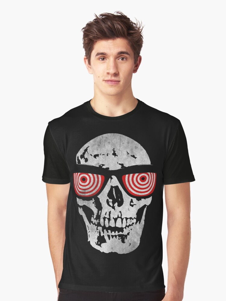 X-Ray Graphic T-Shirt Front