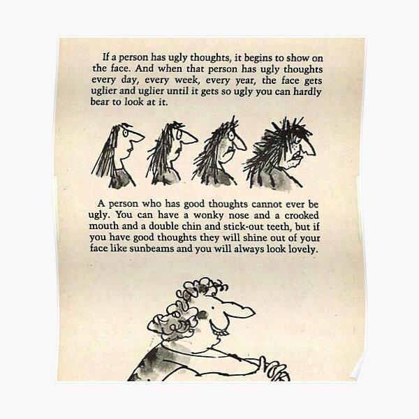 Roald Dahl the twits  Poster