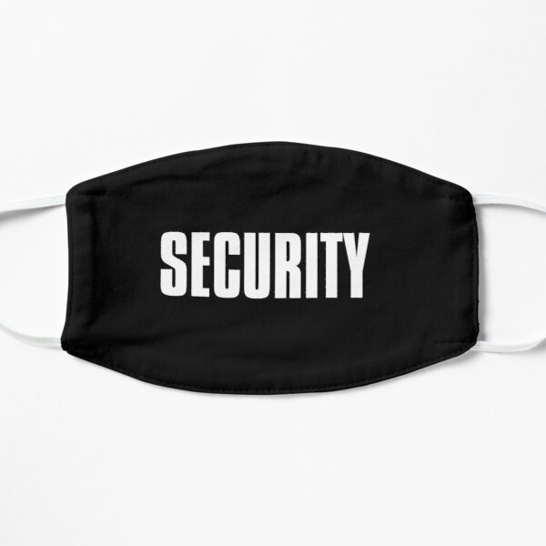 SECURITY FACE MASK Mask