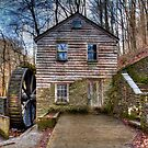 The Rice Gristmill (HDR) by Douglas  Stucky