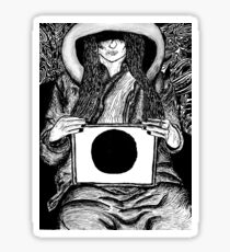 The Reverend Mother Sticker