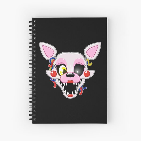 FNAF Mangle Spiral Notebook