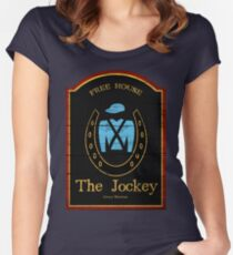 The Jockey  Always Shameless Women's Fitted Scoop T-Shirt