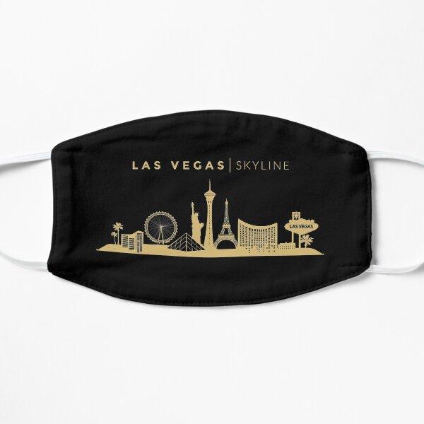 Las Vegas City Skyline Travel Mask