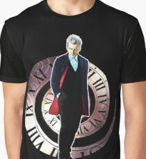 The 12th Doctor - Peter Capaldi Graphic T-Shirt