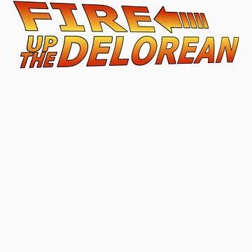 Fire up the DeLorean! by samrobbo94