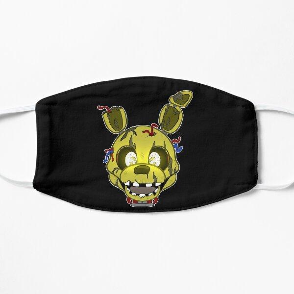 FNAF Spring Trap Flat Mask