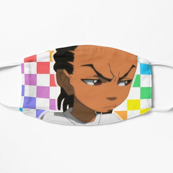 Riley Freeman Checkered Shirt Mask