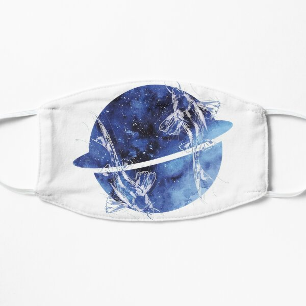 Koi Planet Mask