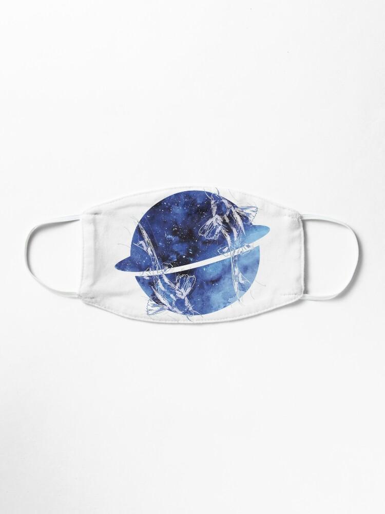 Alternate view of Koi Planet Mask