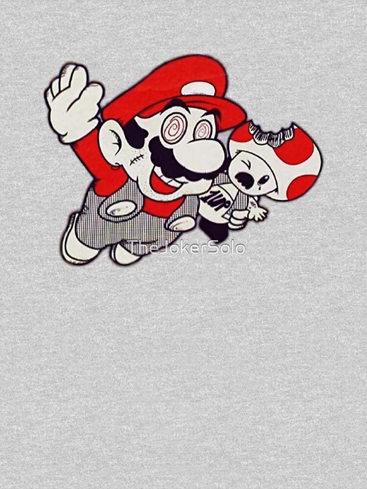 Mario Flying Mushroom | Unisex T-Shirt