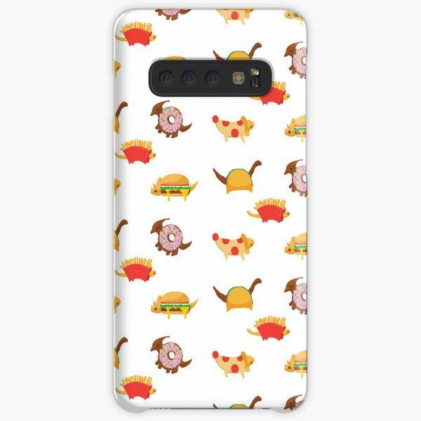 Snack-A-Saurus'! Samsung Galaxy Snap Case