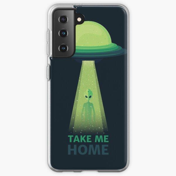 Take Me Home Samsung Galaxy Soft Case