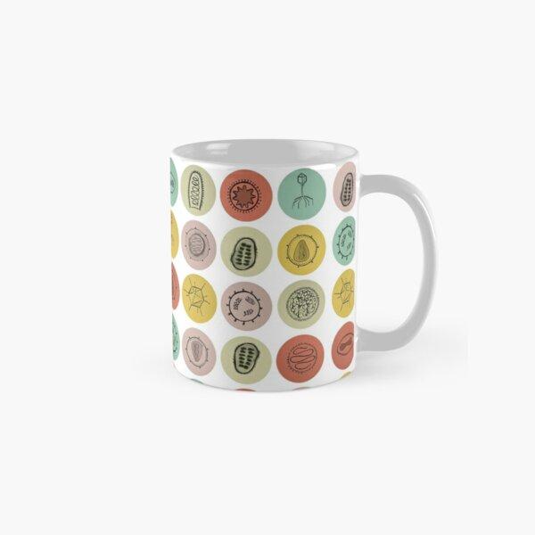 Virus Dots - Sunset  Classic Mug
