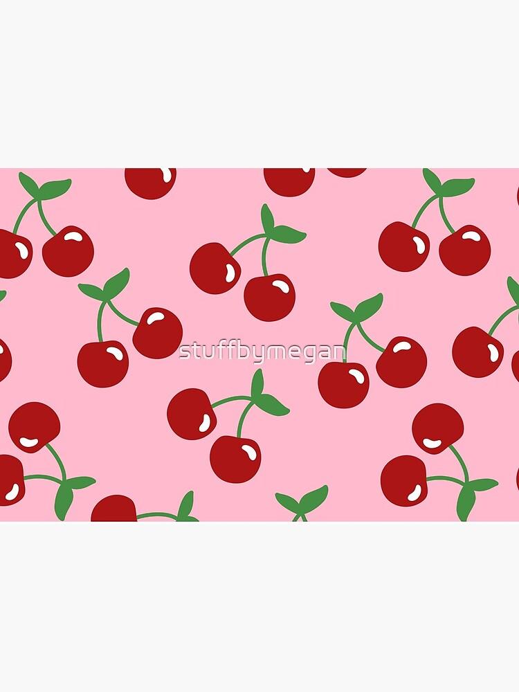 Cherry Print  by stuffbymegan