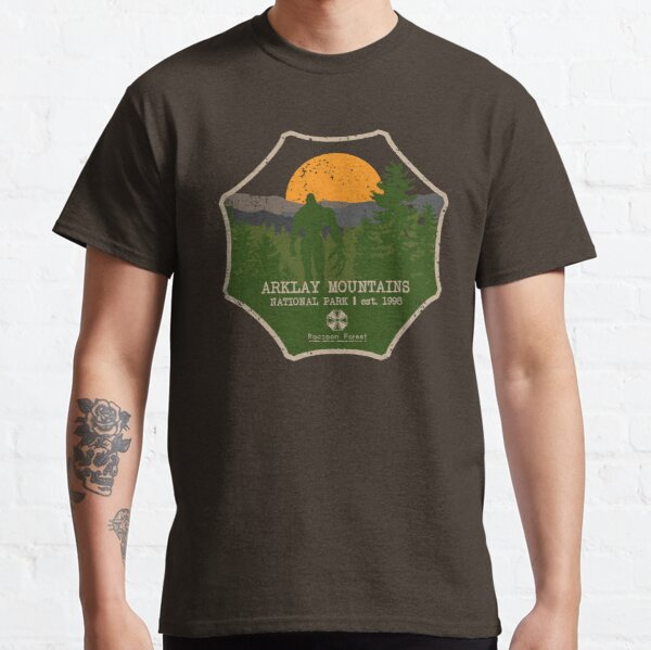 Arklay Mountains National Park Classic T-Shirt