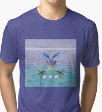 Seafunk Tri-blend T-Shirt