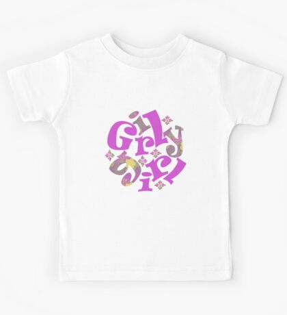 girly girl Kids Clothes