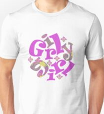 girly girl T-Shirt