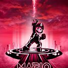 MARIOTRON - Movie Poster Edition by DJKopet